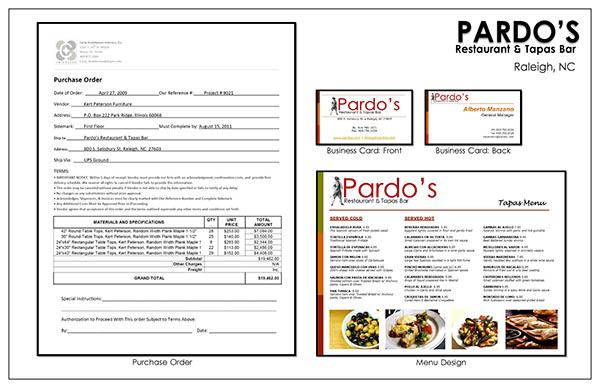 Interior Design Portfolio, Baylor University 2007-2010 on