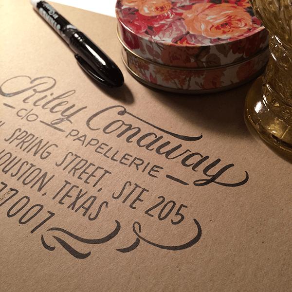 Calligraphy, etc.