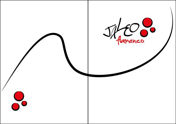 Jaleo Flamenco: Corporate Identity Manual on Behance