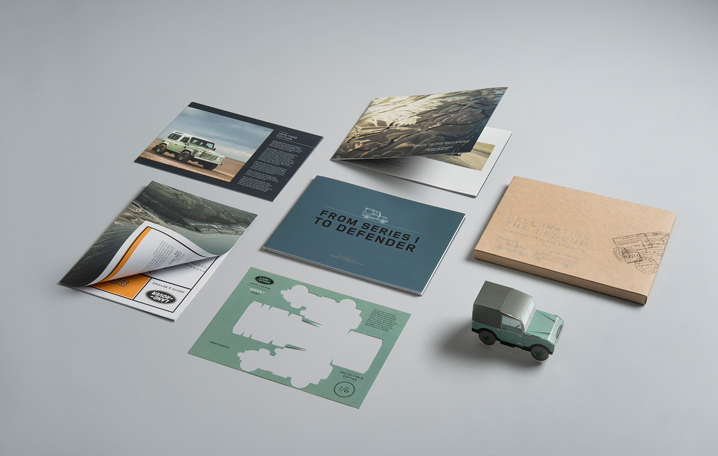 Land Rover Defender: Celebrating the Legend by FP Creative
