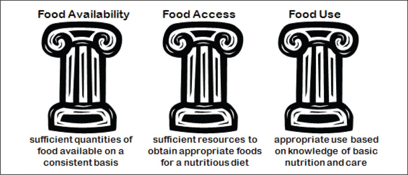 Food Insecurity as a Social Determinant of Mental Health