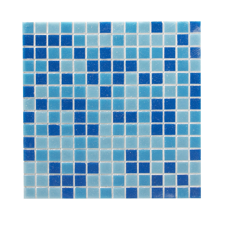 Mosaique Sol Et Mur Pool 32 7 X 32 7 Cm Leroy Merlin