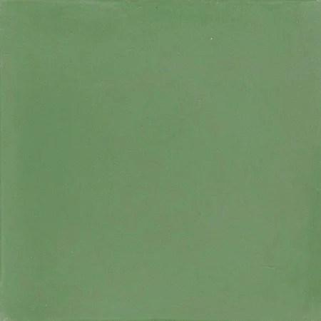 carrelage carreau de ciment vert