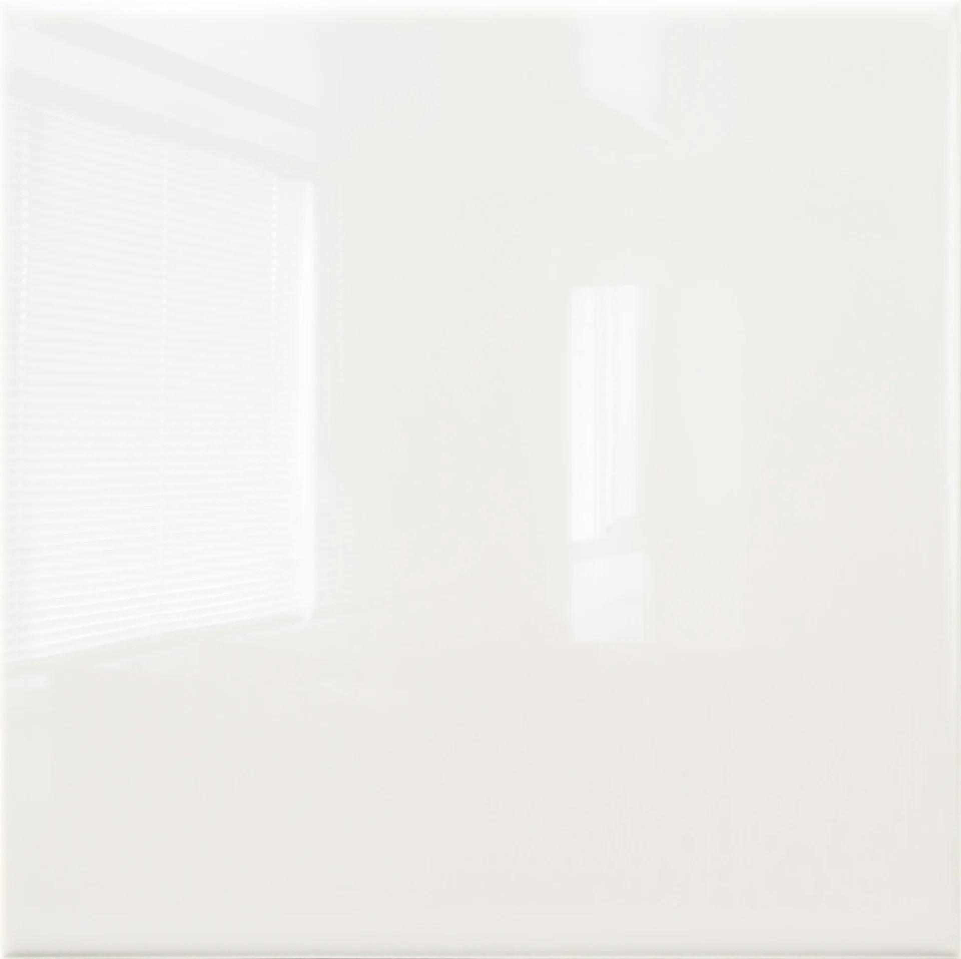 carrelage mur forte blanc blanc n 0 brillant l 19 7 x l 19 7 cm astuce