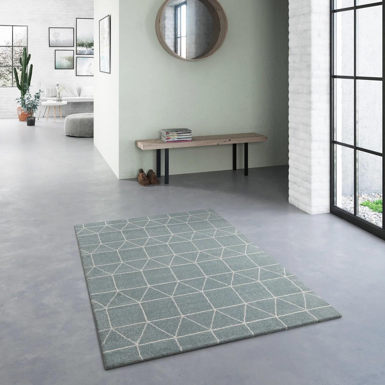tapis origami maison du monde leroy