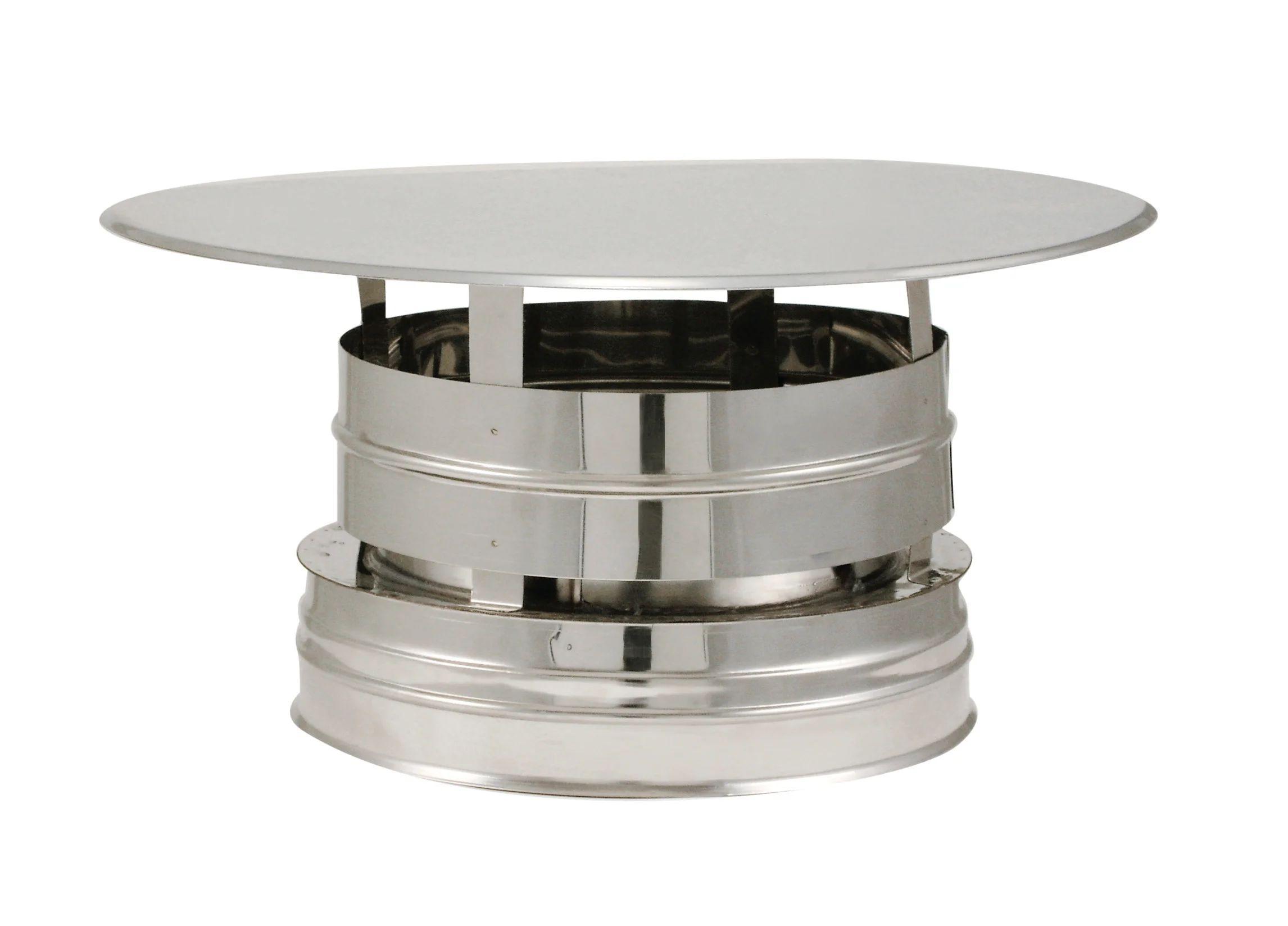 Chapeau Aspirateur Isotip Joncoux 200 Mm Leroy Merlin