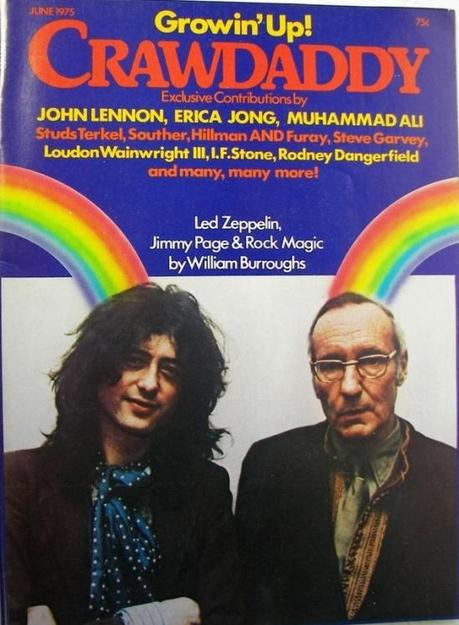 Led Zeppelin & William Burroughs: alla scoperta del Rock