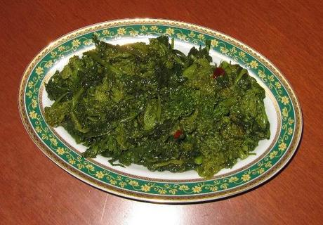 Cime di rapa stufate Broccoli o Friarielli  Paperblog