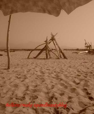 Nel quotidiano di Bgirl Ferragosto alla spiaggia della Lecciona  Paperblog