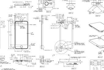 iPod Touch e iPod Nano gli Schemi e disegni di