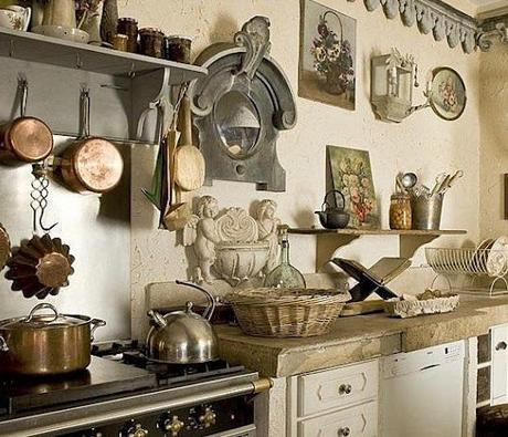 Cucine moderne e antiche  Paperblog