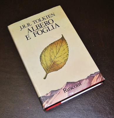 Albero e Foglia edizione Rusconi 1989  Paperblog