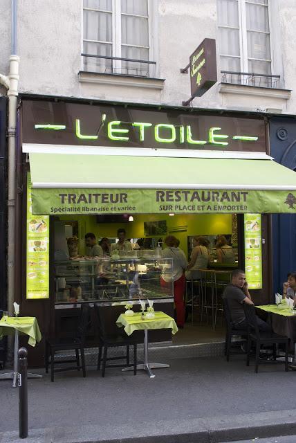 Street food in Paris  Latin Quarter  Paperblog