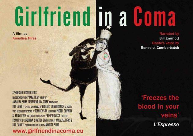 Spaghetti Accident, Girlfriend in a Coma