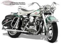 Harley-Davidson Old School - Paperblog