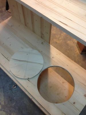 Come Costruire Una Cucina Per Bambini Di Legno Paperblog