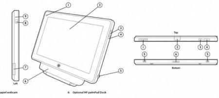 PalmPad, i Tablet di Palm, verranno presentati al CES2011