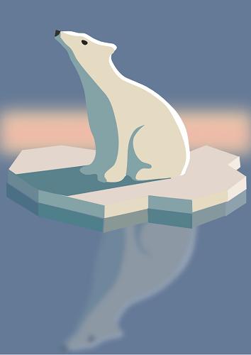 Disegniamo un orso polare con Inkscape  Paperblog