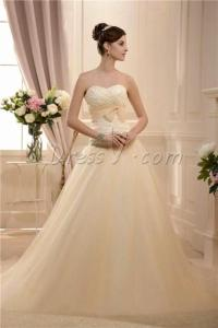 Ivory Colored Wedding Dresses