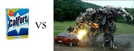 Transformers 4  La lavatrice dura di pi con Galvatron