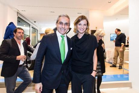 Grande successo per levento BMW Roma Gioielli in Mostra oltre 200 gli ospiti presenti