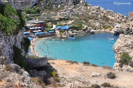 Le spiagge di Malta  Paperblog