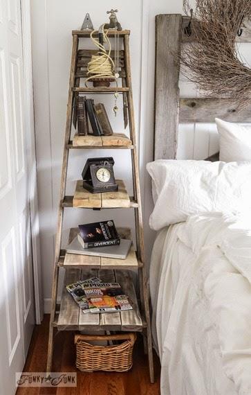 Idee fai da te per la camera da letto  I comodini  Paperblog