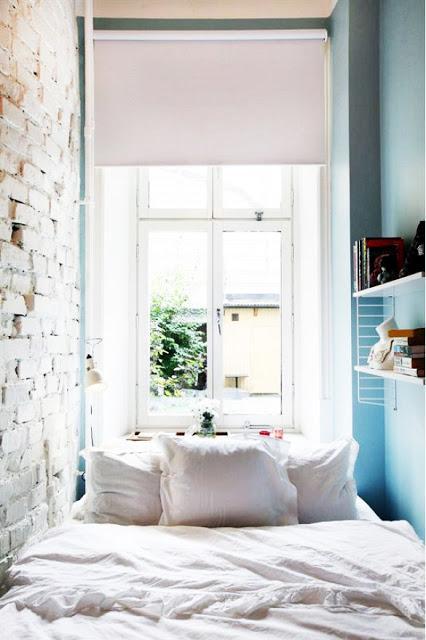 Idee fai da te per arredare piccole camere da letto