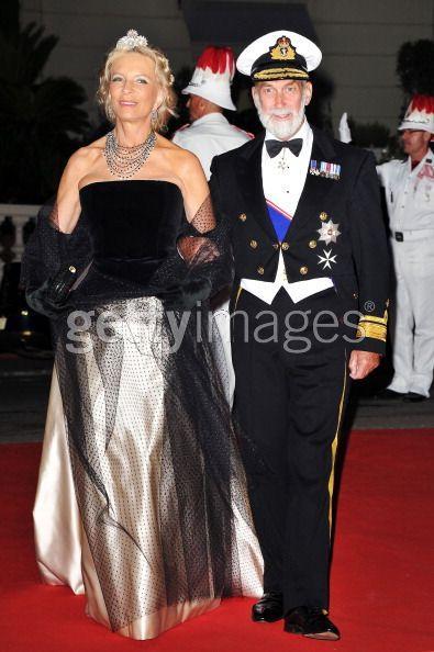Ricevimento nuziale dei Principi di Monaco Alberto e Charlene  Paperblog
