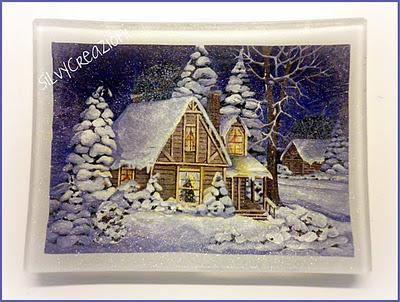 Paesaggio natalizio  Paperblog