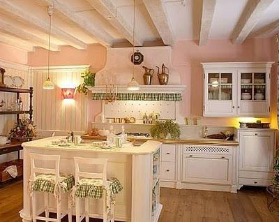 Cucine Shabby Chic e provenzali  Paperblog