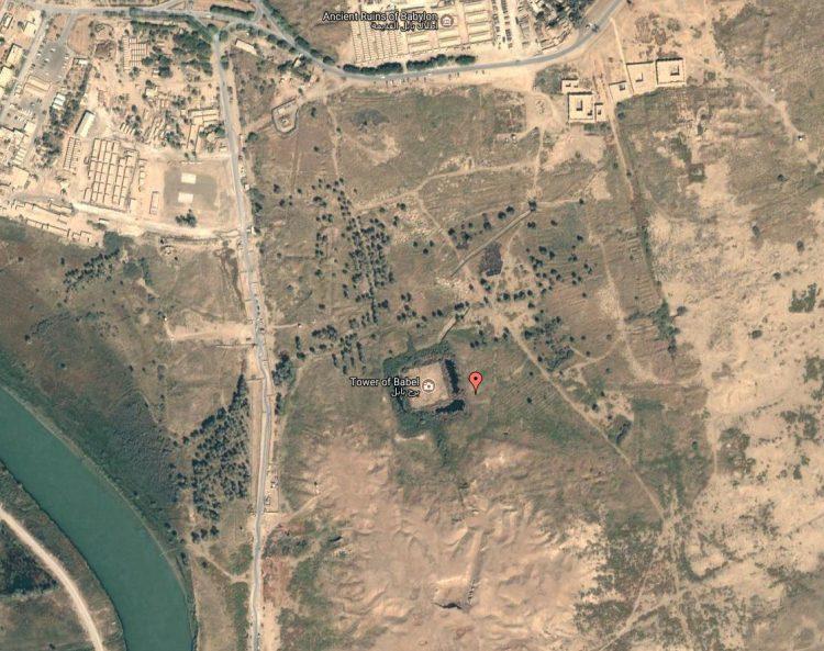 г. Хилла. Ирак