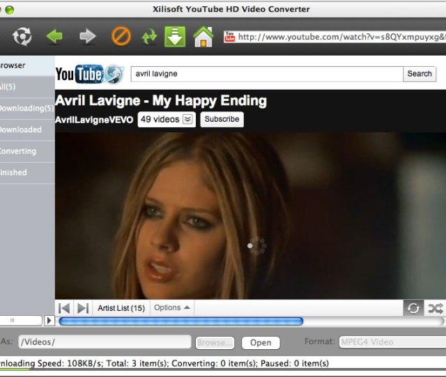 Xilisoft Youtube Hd Video Converter For Mac