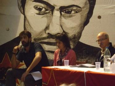 Gonzalo Martínez y María José Andrada