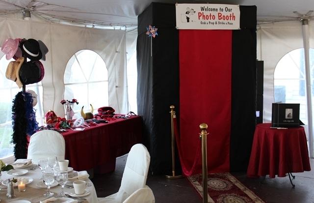 Maine Photo Booth Rental
