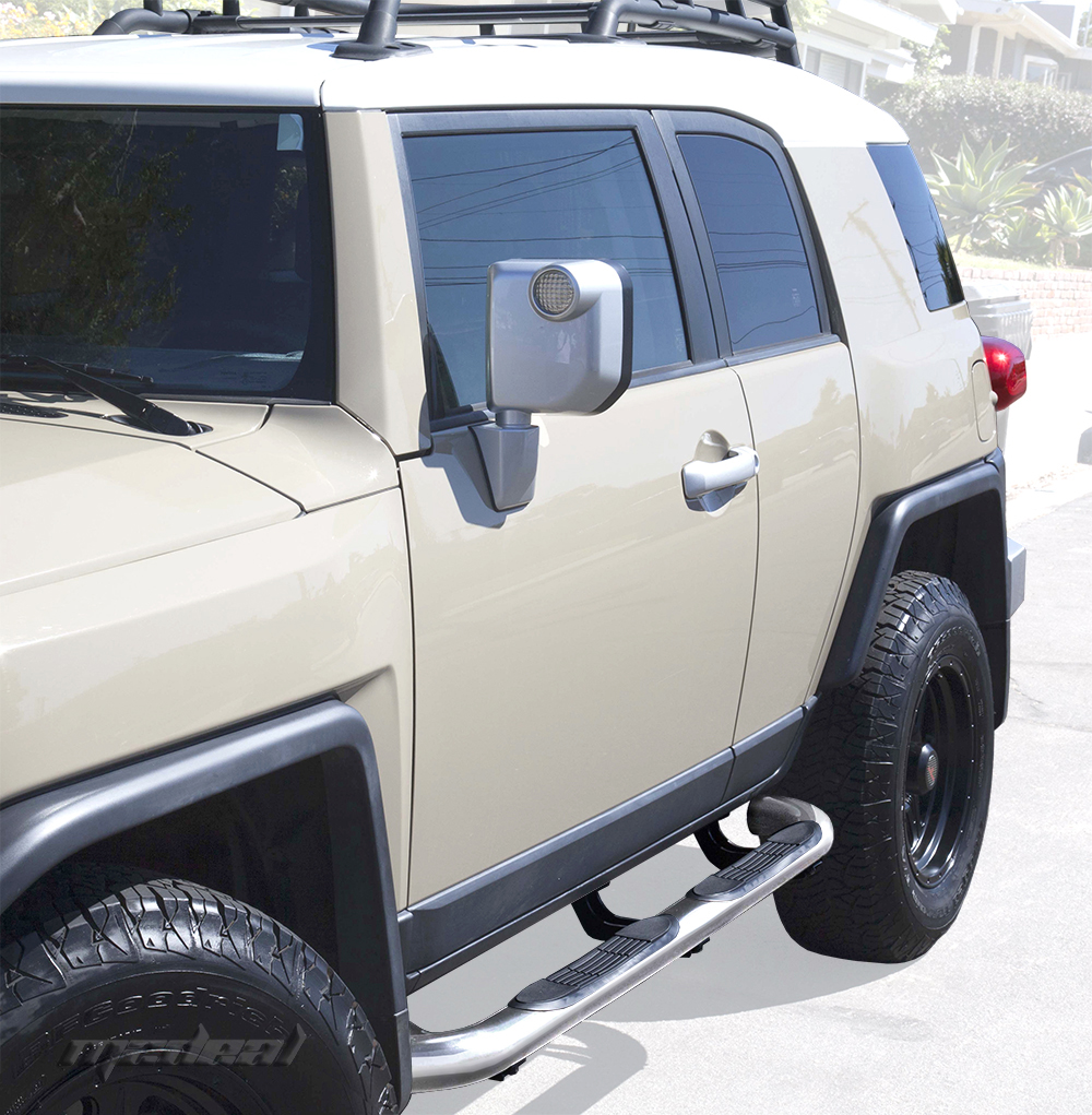 Toyota Fj Cruiser Bolt Steps