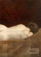 "Paul Sieffert : http://www.mutualart.com/Artist/Paul-Sieffert  ""Nu sur le lit"" (detail)"