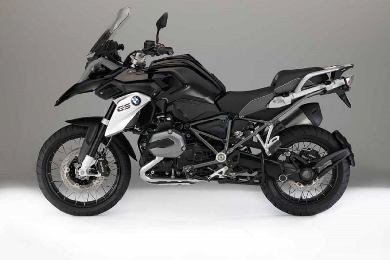 BMW GS motorcycle tour europe