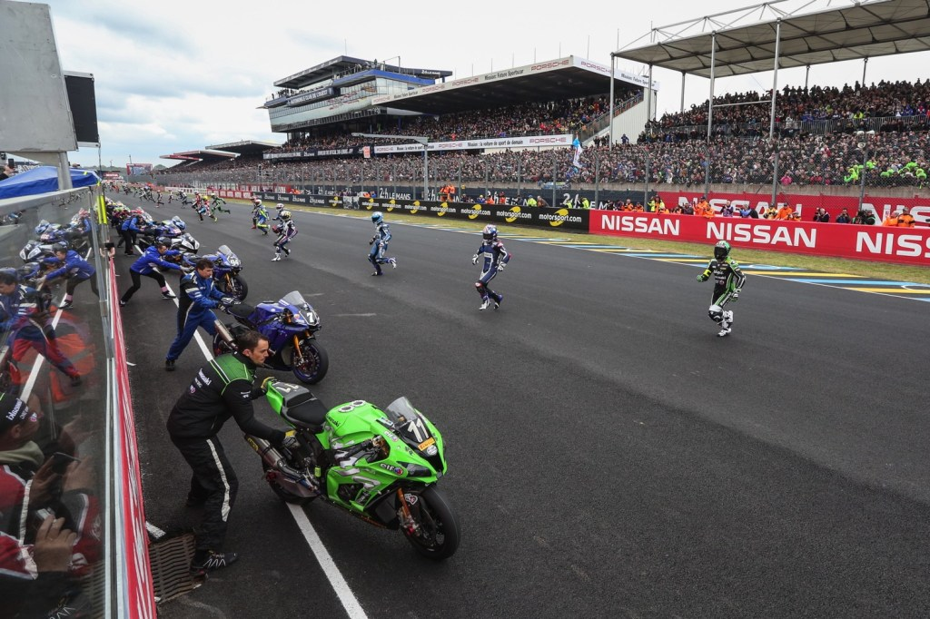 24 hours le mans motorcycle tour