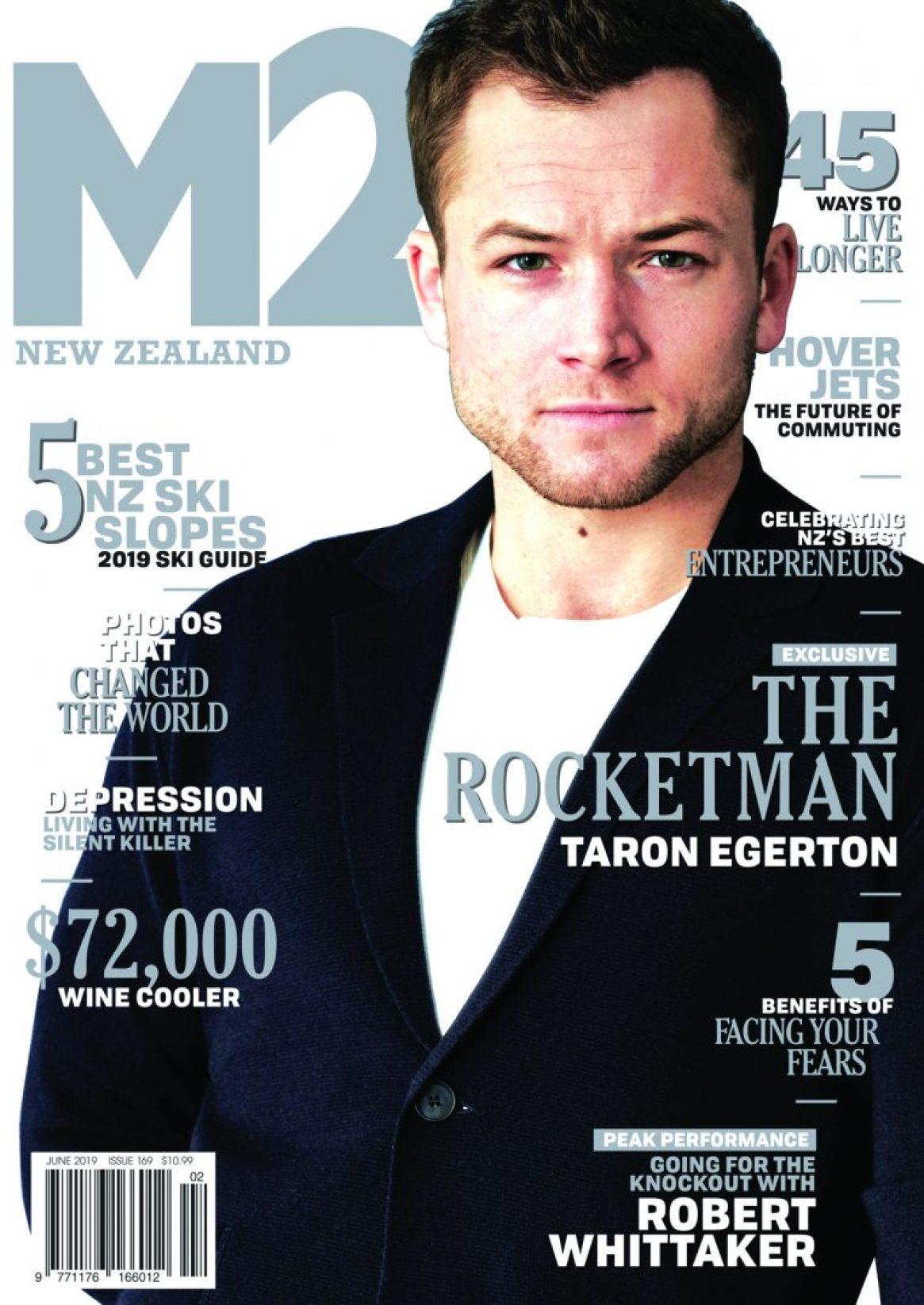 M2 June 19 - Cover