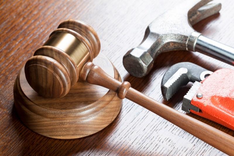 Mechanics' Lien Litigation