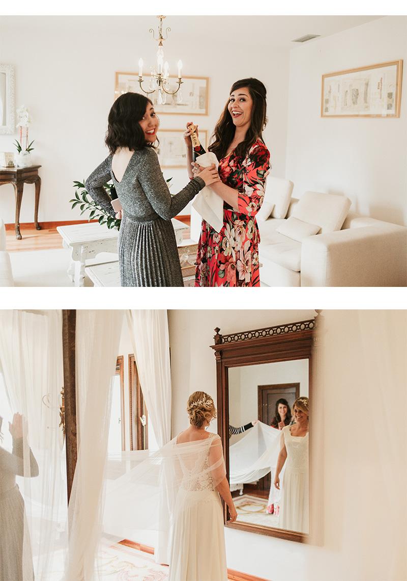 Fotografo de bodas en Asturias - Boda en el palacio de Rua 15