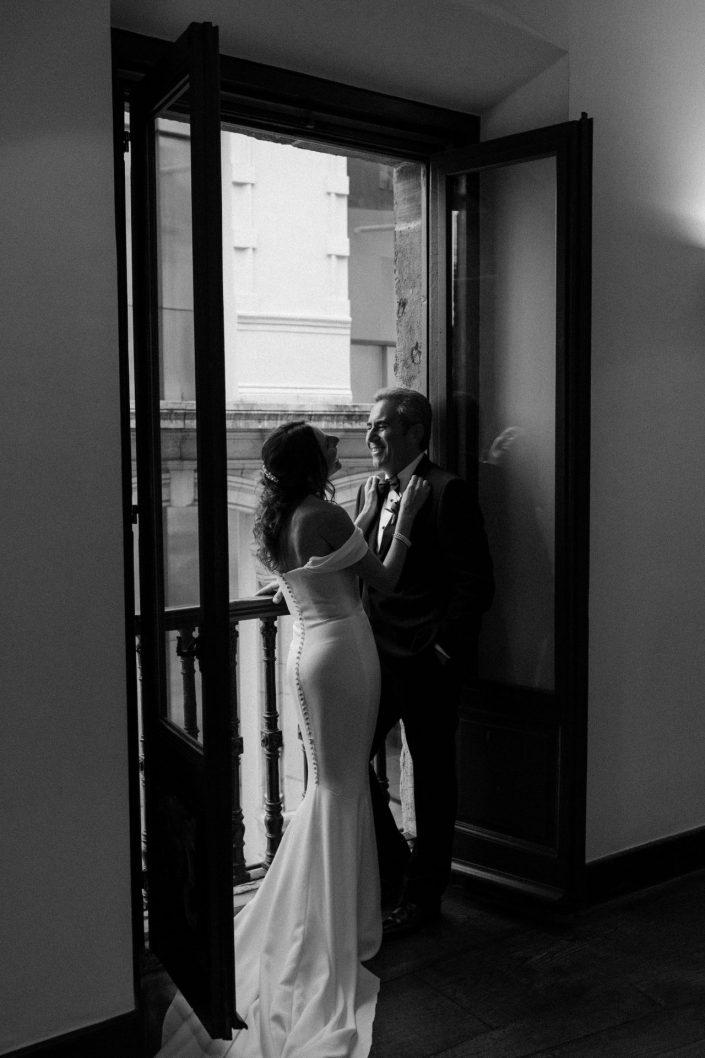 Fotógrafos de bodas en Asturias, palacio de ruaquince