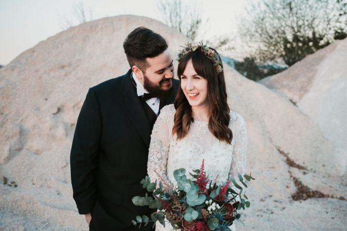 Fotógrafos de bodas en Asturias, vestidos otaduy