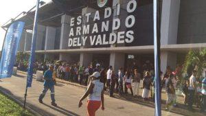 Estadio Armando Dely Valdes in Panama