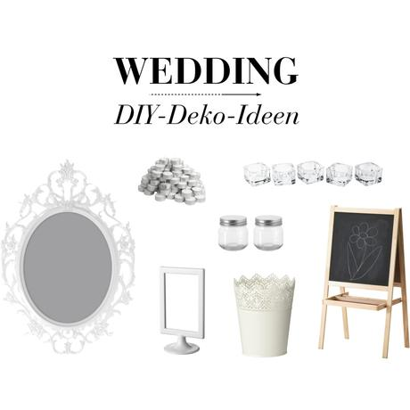 Diy  Ideen & Inspirationen Für Die Hochzeit Von Ikea