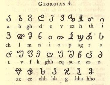 Грузинский язык