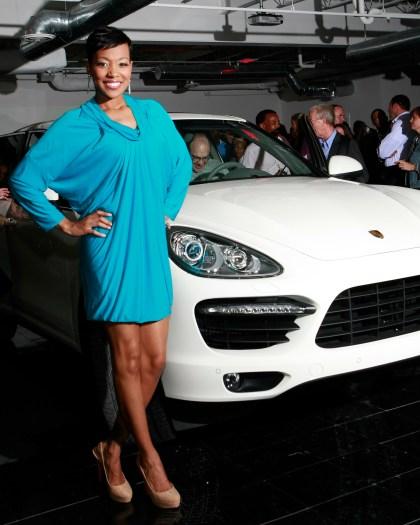 2011 Porsche Cayenne Dance at Dusk Hosted by Ne-Yo
