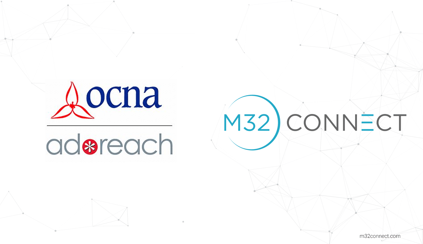Ocna Chooses M32 Connect As Its Trusted Partner