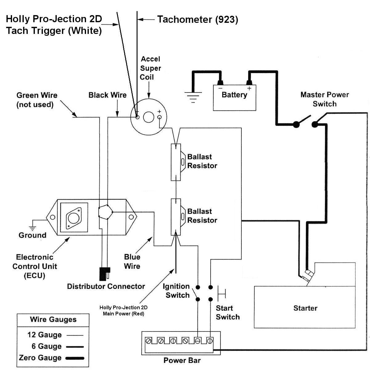 accel hei distributor wiring diagram 2001 chevy malibu radio msd ignition dual library